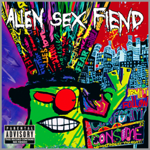 Information Overload CD album by Alien Sex Fiend